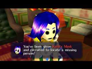 Kafeis Mask
