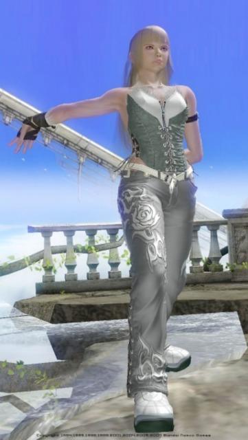 Lili in Tekken 6