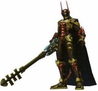 Terra as he appears as the Lingering Will