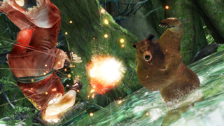 Kuma II in Tekken 6
