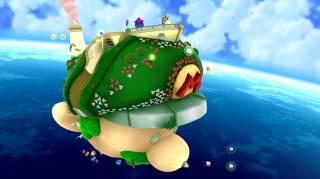 Spaceship Mario