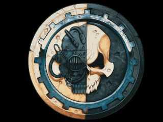 Adeptus  Mechanicus Emblem