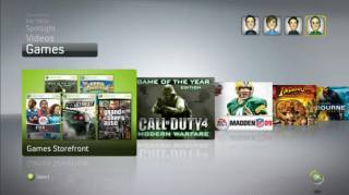 The New Xbox Experience