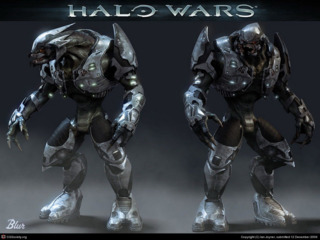 Elites from Halo Wars
