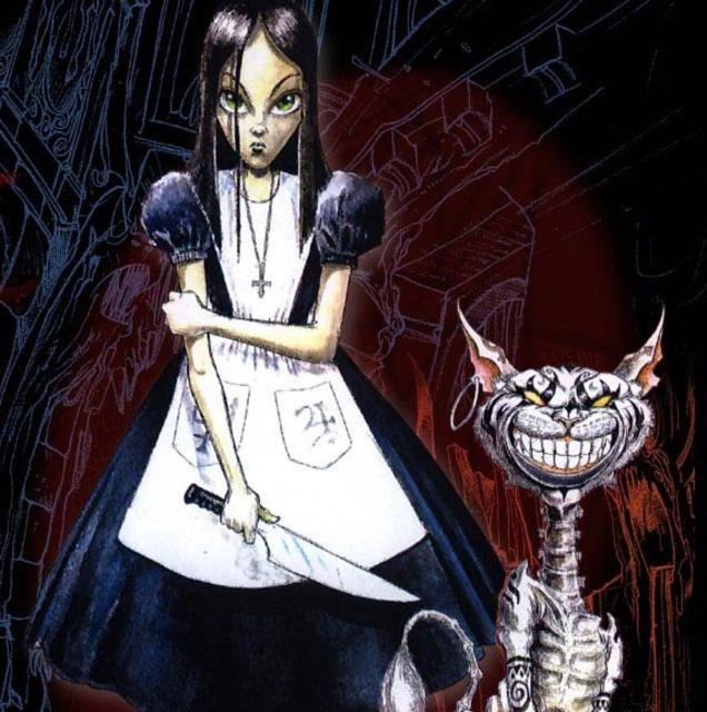 Alice in American McGee's Alice