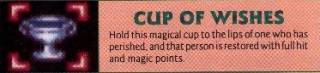 Cup of Wishes