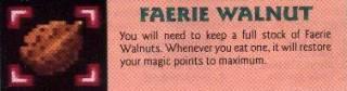 Faerie Walnut