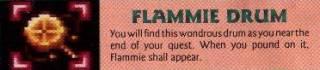 Flammie Drum