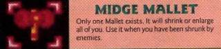 Midge Mallet