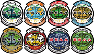 The full list of BSAA Branches