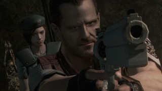 Barry as he appears in the remake