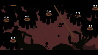 These creatures will suck up your LocoRoco, decreasing your Loco amount.