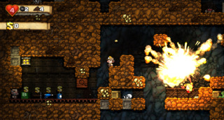 The HD version of Spelunky.
