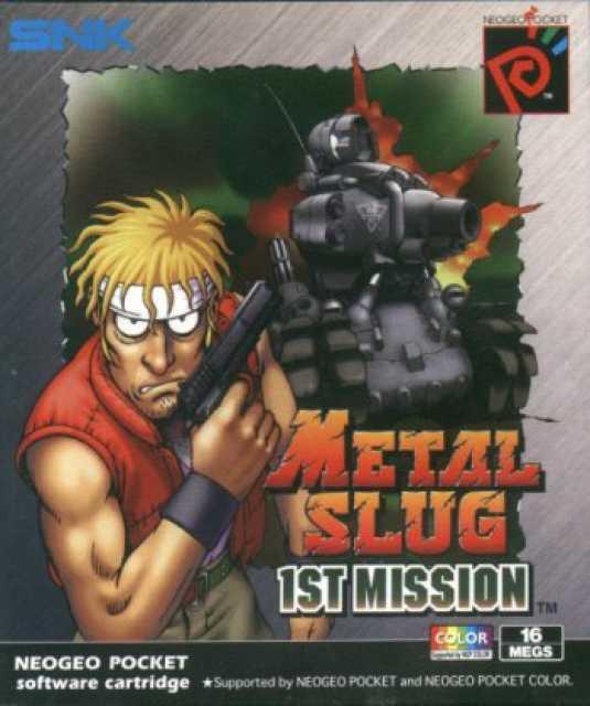 Metal Slug: 1st Mission