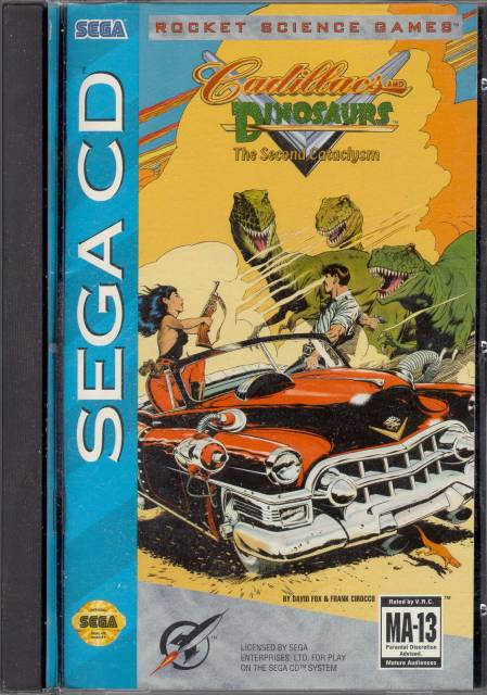 Cadillacs and Dinosaurs: The Second Cataclysm