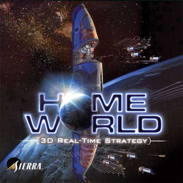 Homeworld was the first fully 3-dimensional RTS.