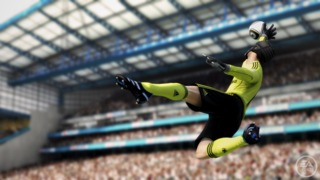 Goalkeepers will be playable for the first time in the series' history