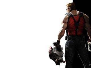 Yep, Duke Nukem will NOT go down without a fight!