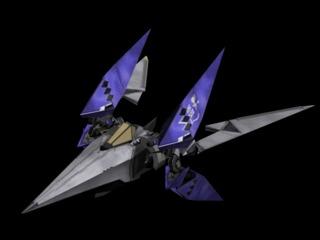 Arwing MK-2
