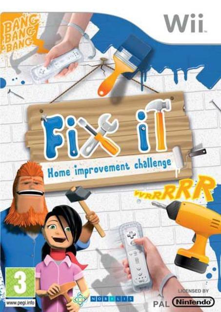 Fix It: Home Improvement Challenge