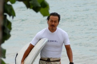 Sakaguchi Surfing