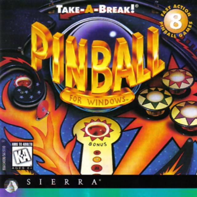 Take a Break! Pinball