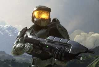 Master Chief, ready to