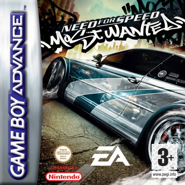 Yes, Most Wanted was actually released on the GBA.