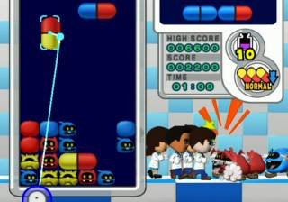 Dr. Mario Online RX Screen 2