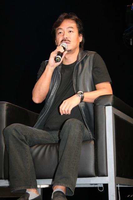 Sakaguchi, Blue Dragon creator