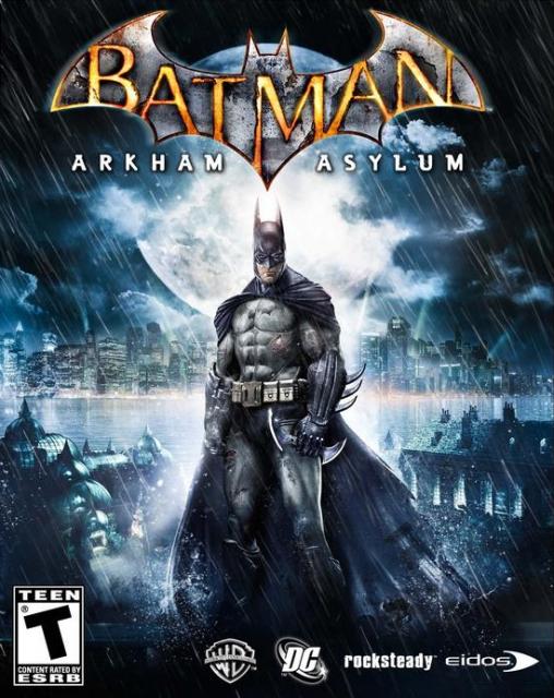 Batman: AA is a must play.