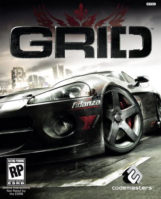 GRID - 2008 Winner