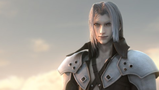 Sephiroth was injected with Jenova's cells when he was an unborn fetus