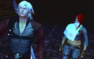 Dante and Lucia