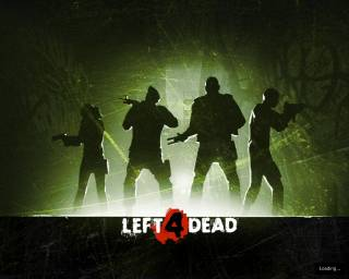Main Characters for Left 4 Dead