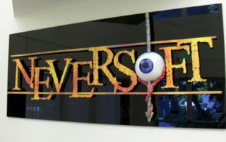 Neversoft' logo