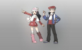 Dawn & Lucas' new outfits.