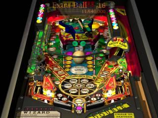 The 1992 machine Cue Ball Wizard.