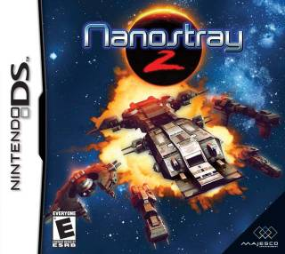 Nanostray 2 is one of the games that Majesco and Codemasters joint-published.