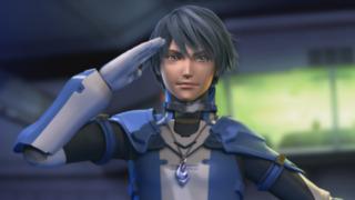 Our Hero Katana reports for duty.