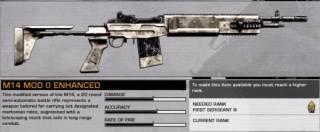 M14 MOD 0 Enhanced