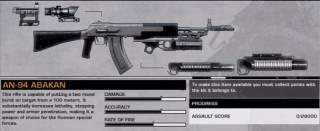 AN-94 Abakan