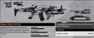 XM8 Prototype