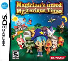 Magician's Quest: Mysterious Times