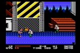 Only two enemies can be on-screen simultaneously in NES version