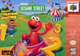 Elmo's Number Journey