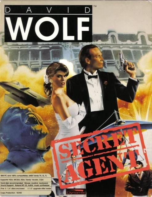 David Wolf: Secret Agent