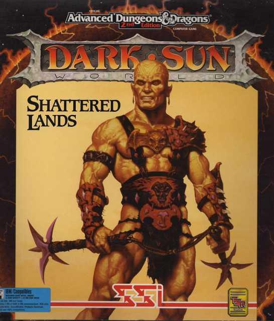 Dark Sun: Shattered Lands