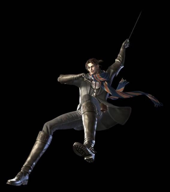 Luka as Spider-Man