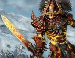 The Avatar of Khaine